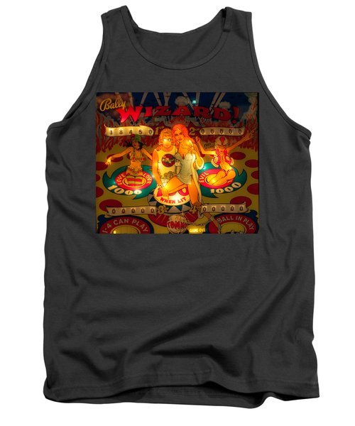 Pinball Wizard Tommy Vintage Tank Top