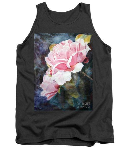 Pink Rose Caroline Tank Top