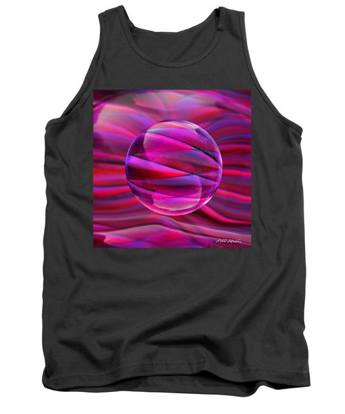 Pinking Sphere Tank Top
