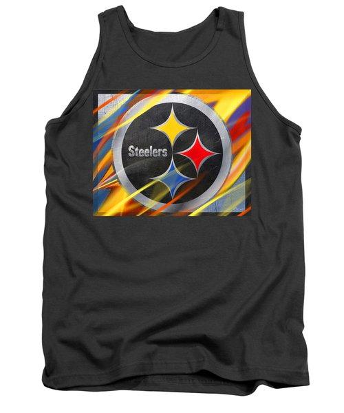 Pittsburgh Steelers Football Tank Top