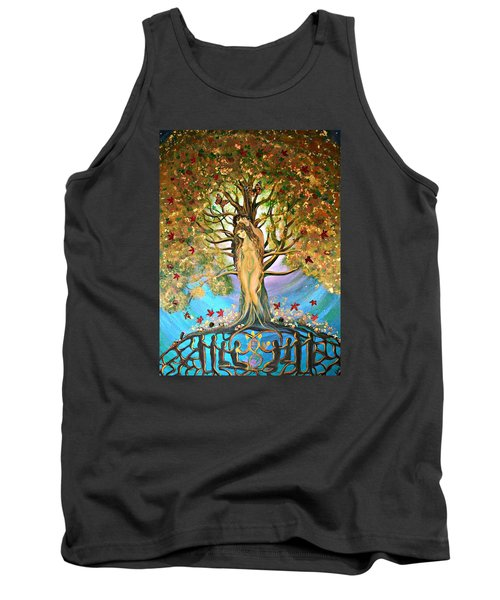 Pixie Forest Tank Top