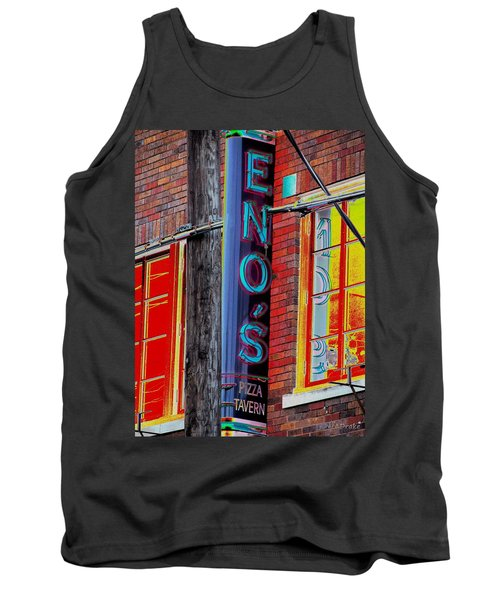 Pizza Time Tank Top