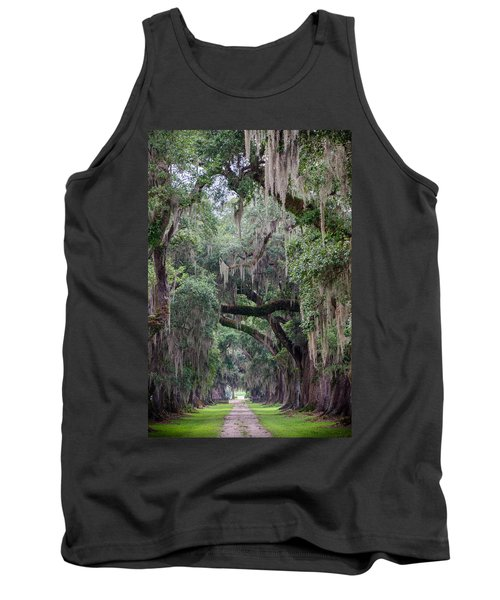 Plantation Path Tank Top