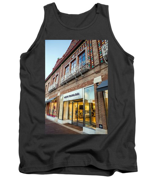 Plaza Store Tank Top