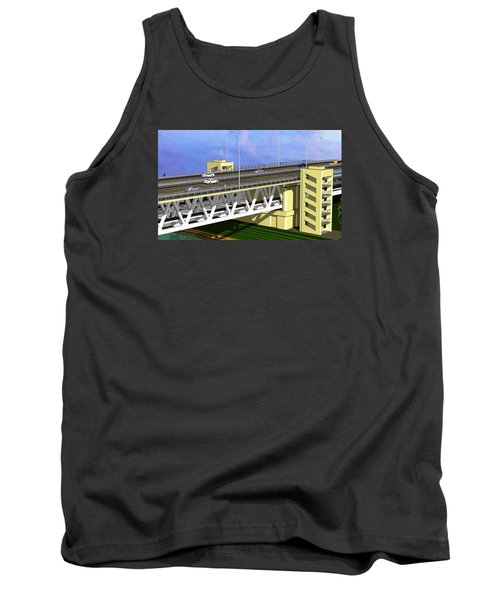 Podilsky Bridge Tank Top