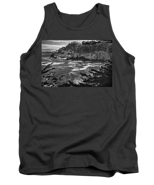 Tank Top featuring the photograph Point Lobo  by Ron White