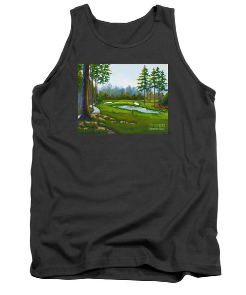 Point South #5 Tank Top