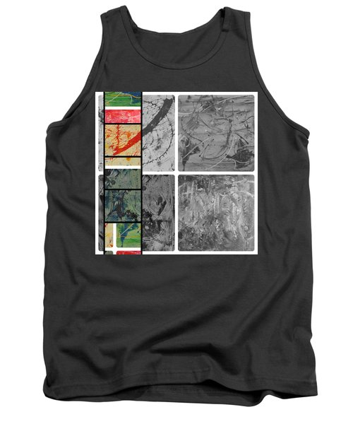 Tank Top featuring the photograph Poor And Rich by Sir Josef - Social Critic - ART