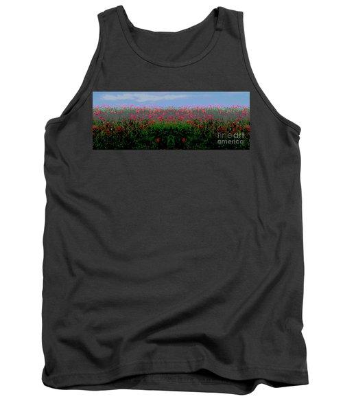 Poppies Field Tank Top