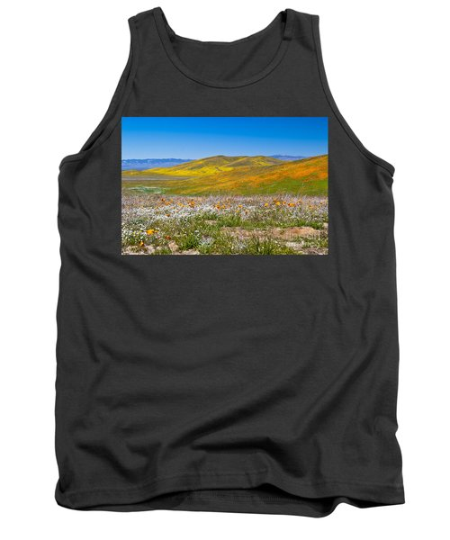 Poppy Fields Tank Top