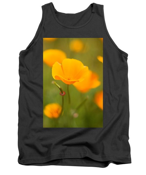 Tank Top featuring the photograph Poppy II by Ronda Kimbrow