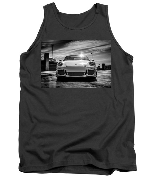 Porsche 911 Gt3 Tank Top by Douglas Pittman