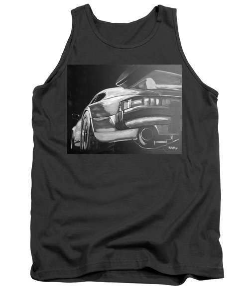 Porsche Turbo Tank Top