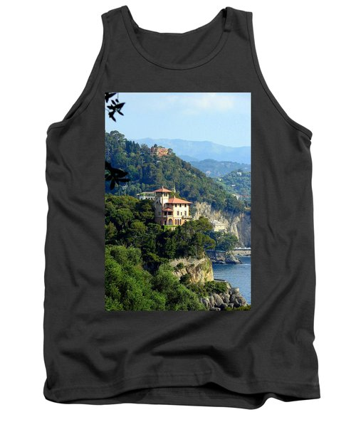 Portofino Coastline Tank Top