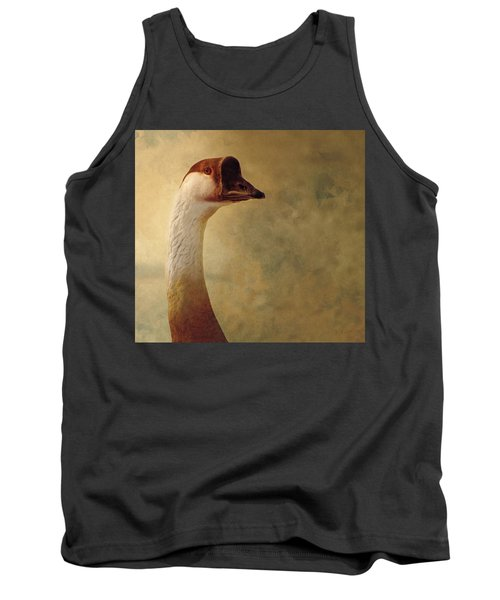 Portrait Of A Goose Tank Top