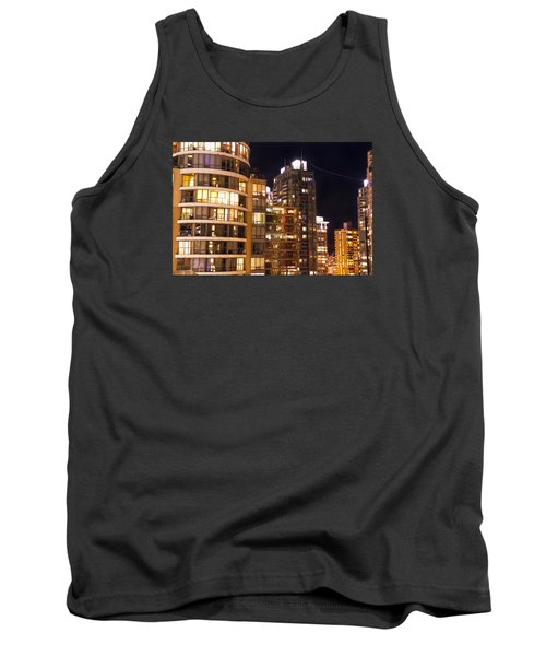 Tank Top featuring the photograph Posh Neighbors Dccxl by Amyn Nasser