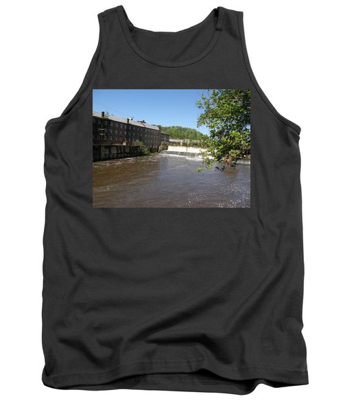 Pratt Cotton Factory Tank Top
