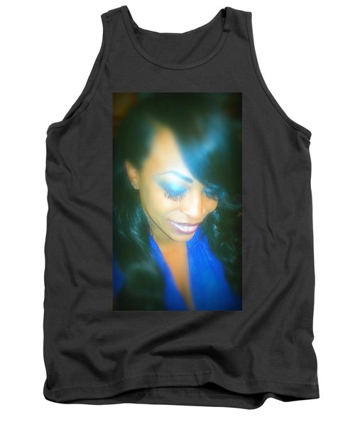 Tank Top featuring the photograph Prayer Changes Things by Joetta Beauford