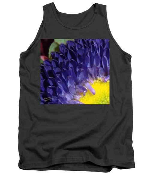 Present Moments - Signed Tank Top