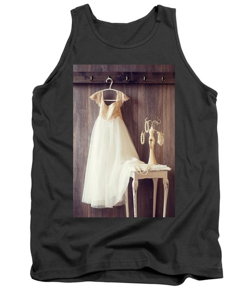 Pretty Dress Tank Top