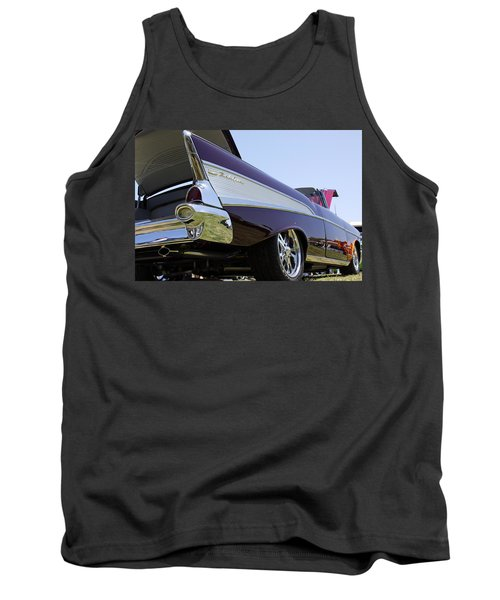 Tank Top featuring the photograph Purple And Sexy by Shoal Hollingsworth