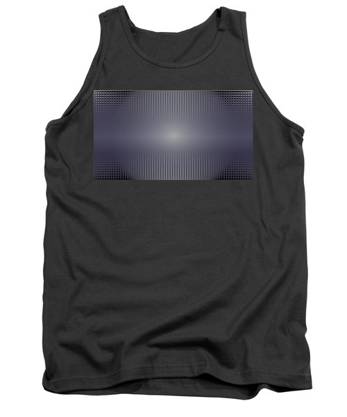 Purple Horizon Tank Top