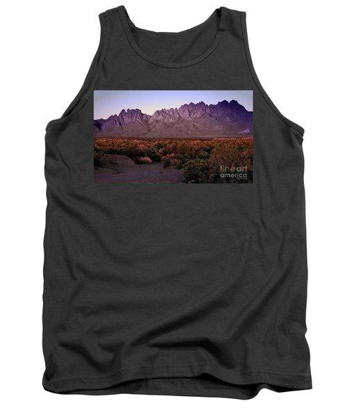 Purple Mountain Majesty Tank Top