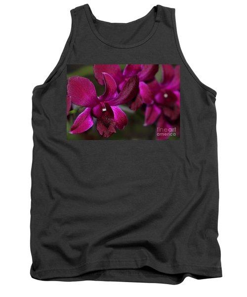 Purple Orchid Tank Top