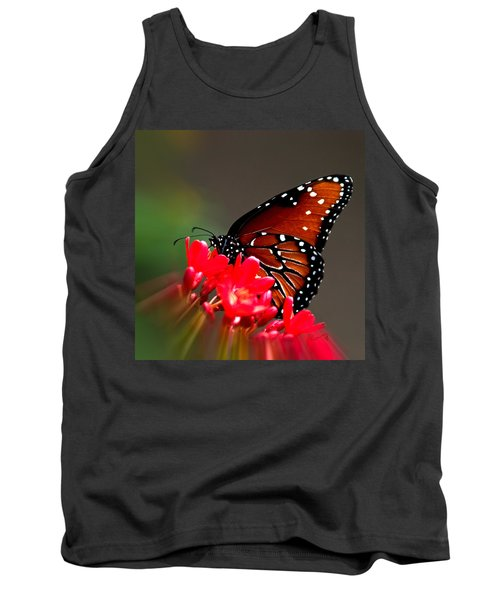 Queen Butterfly II Tank Top