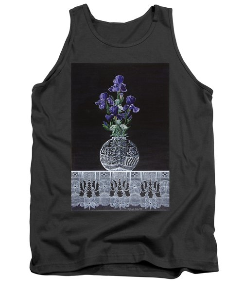 Queen Iris's Lace Tank Top