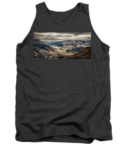 Queenstown View Tank Top