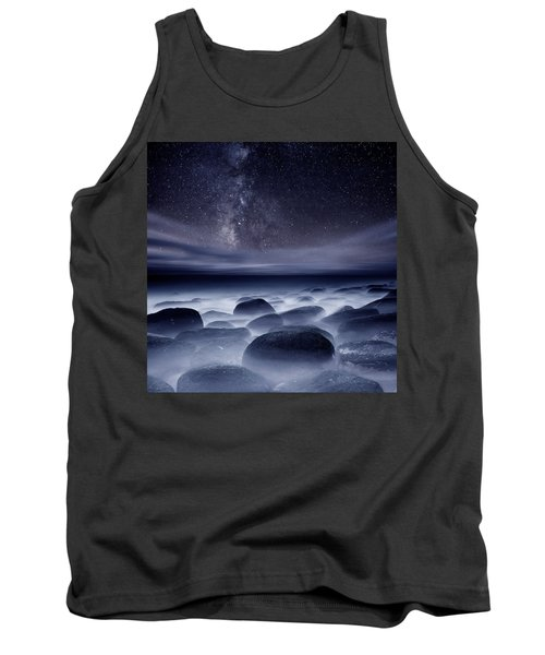 Quest For The Unknown Tank Top