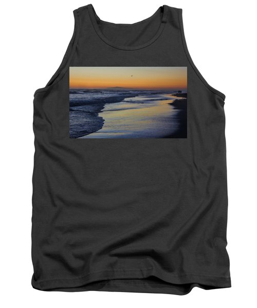 Quiet Tank Top by Tammy Espino
