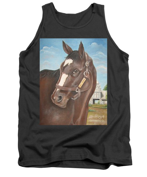 Rachel Alexandra At Stonestreet Farms Tank Top