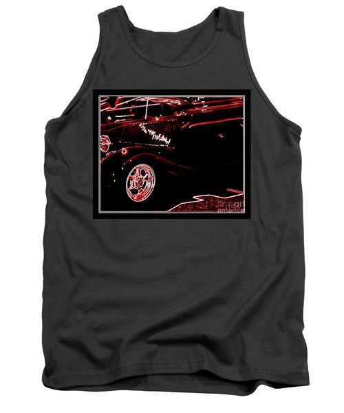 Tank Top featuring the digital art Radiance by Bobbee Rickard