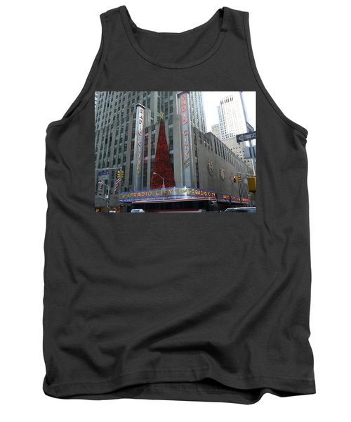 Radio City Christmas Tank Top