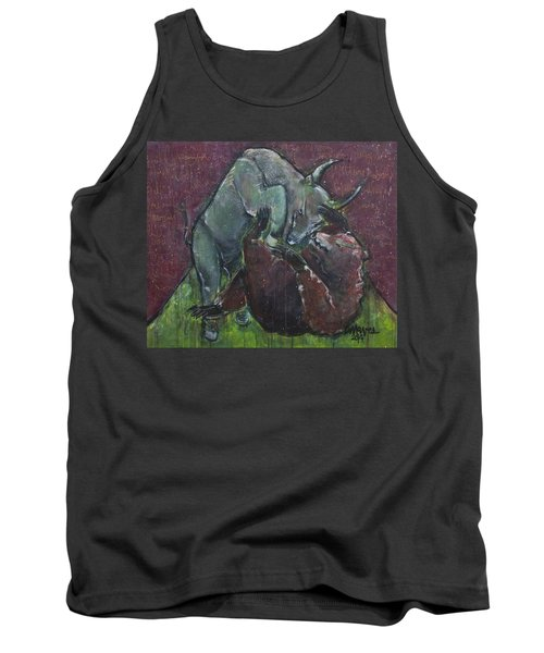 Rage And Roar Tank Top