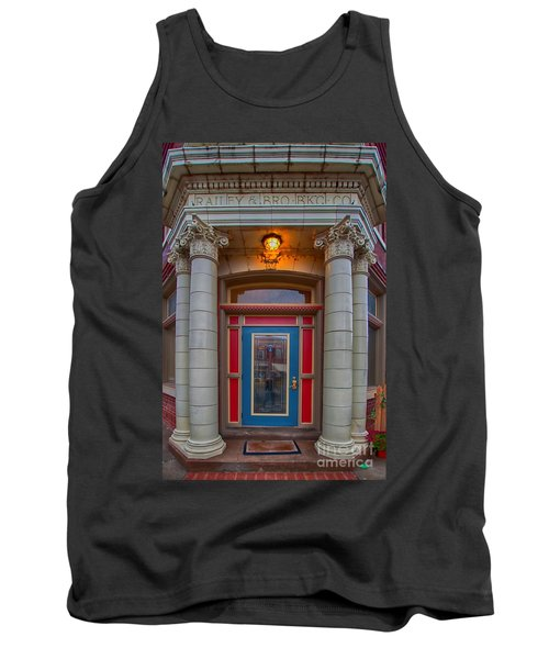 Railey And Bro Bkg Co Building Tank Top
