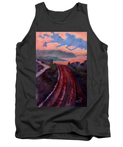 Railroad Tank Top by Susan Will