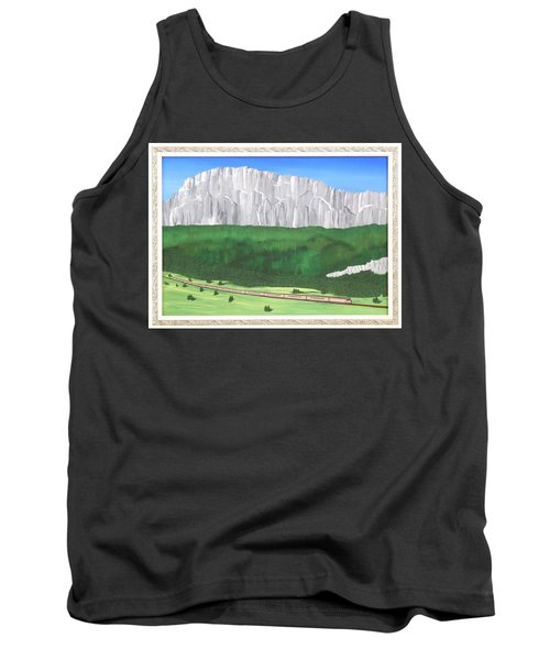 Railway Adventure Tank Top