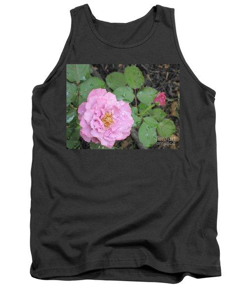 Rain Kissed Rose Tank Top