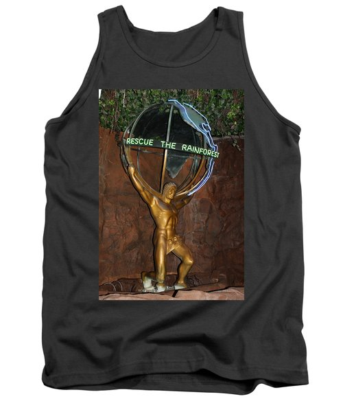 Tank Top featuring the photograph Rainforest Appeal by David Nicholls
