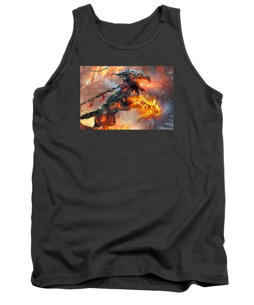 Rakdos Ragemutt Tank Top