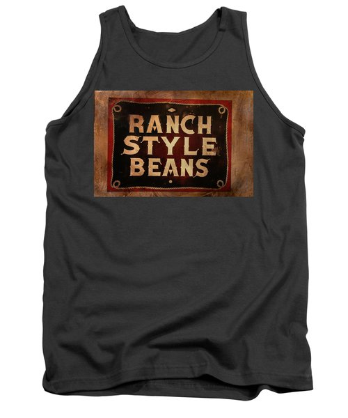 Ranch Style Beans Tank Top
