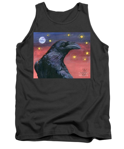 Raven Steals The Moon - Moon What Moon? Tank Top