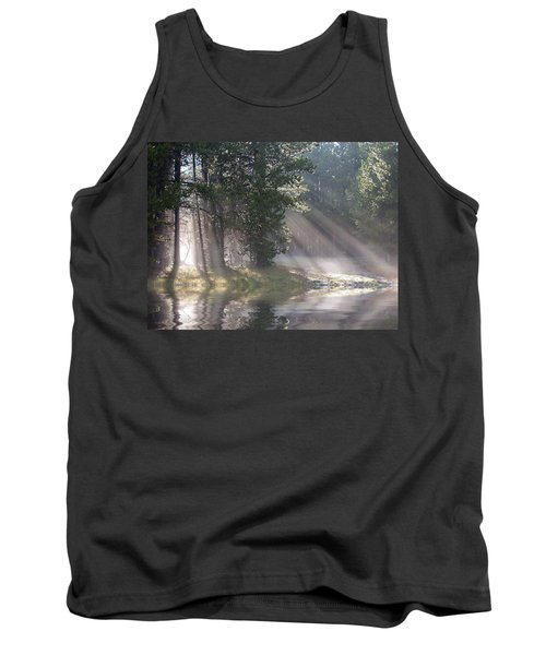 Rays Of Light Tank Top