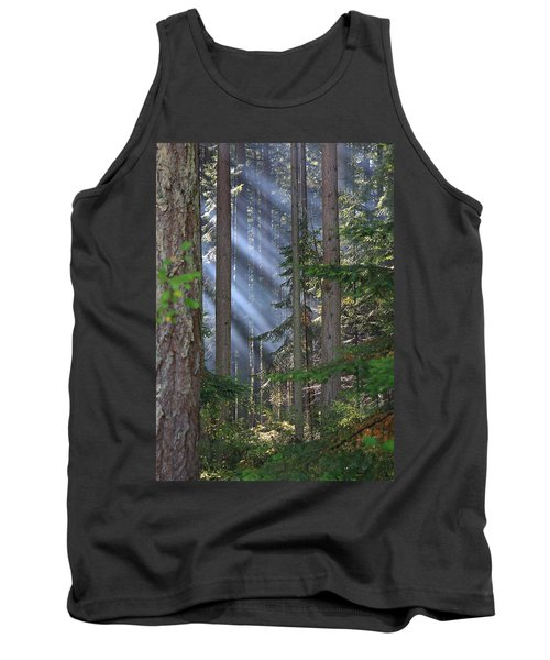 Rays Tank Top by Randy Hall