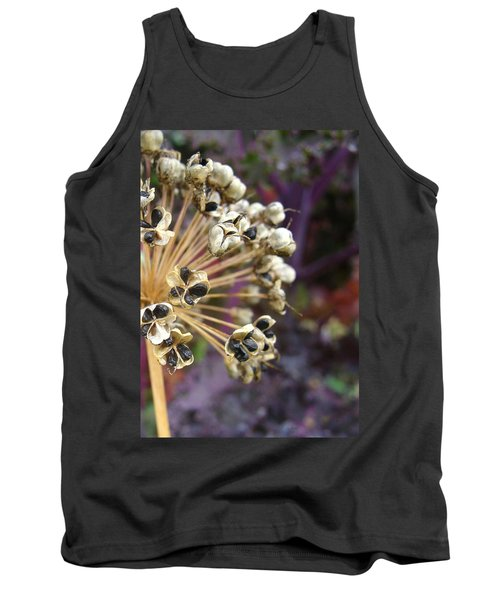 Tank Top featuring the photograph Ready To Disperse by Cheryl Hoyle