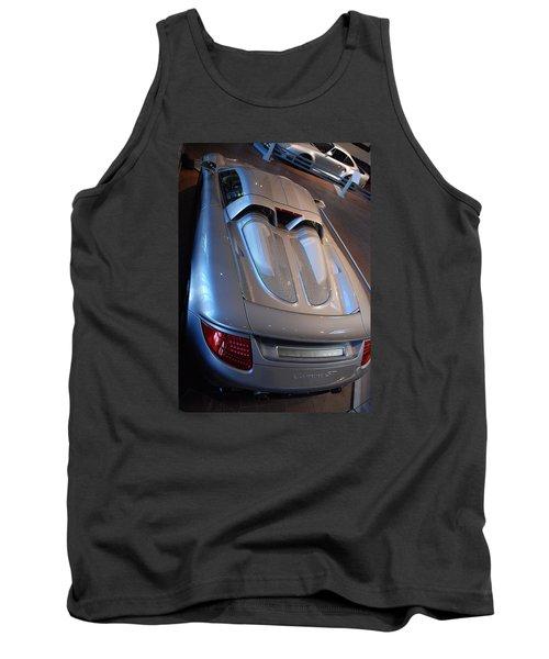 Rear Pov Tank Top by John Schneider