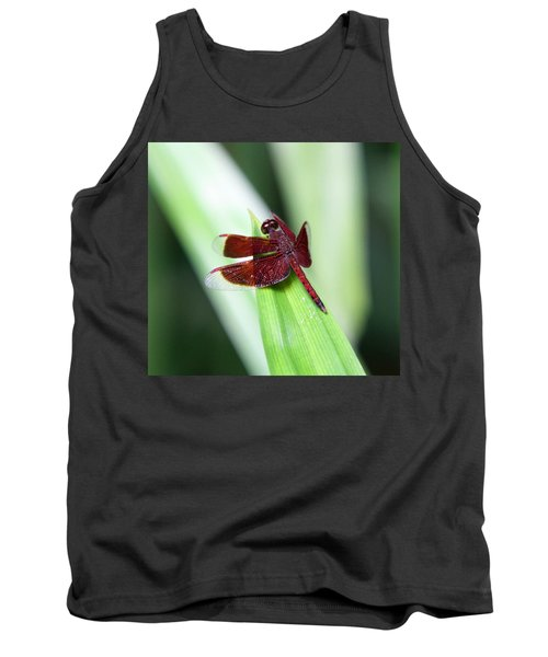 Tank Top featuring the photograph Red Dragon by Shoal Hollingsworth